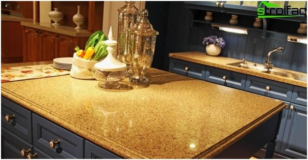 Complete kitchen (countertop) - 5