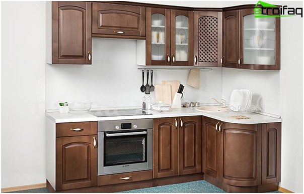 Complete kitchen (cupboard) - 2