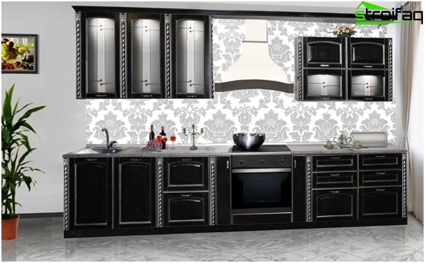 Complete kitchen (cupboard) - 4