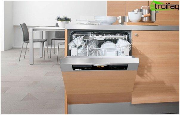 Køkken (indbyggede apparater) - 4