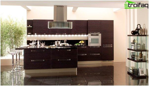 Køkkensæt (indbyggede apparater) - 5