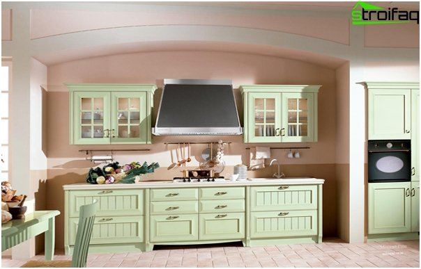 Kitchen furniture (Cooker hood) - 1