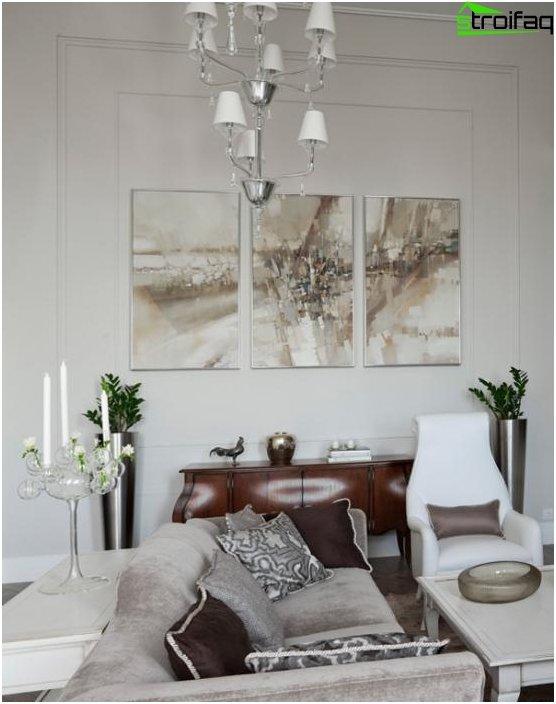 Wohnungsgestaltung 2016 (Dekoration) - 5