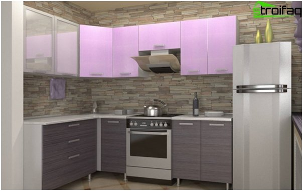 Kitchen furniture (Cooker hood) - 3