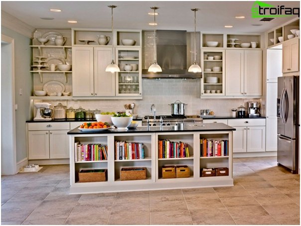 Kitchen furniture (Cooker hood) - 4