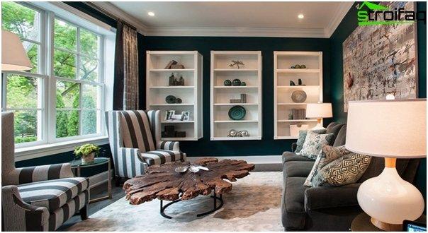 Design af lejligheden 2016 (polstrede møbler) - 2