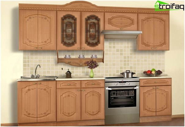 Kitchen furniture (Cooker hood) - 5