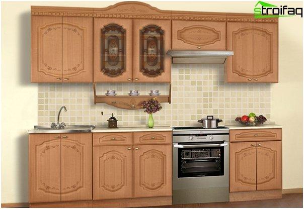 Køkkenmøbler (emhætte) - 5