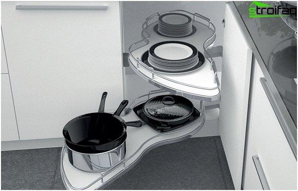 Køkkensæt (tilbehør) - 3