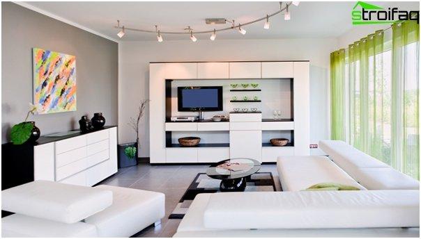 Design af lejligheden 2016 (skabsmøbler) - 2