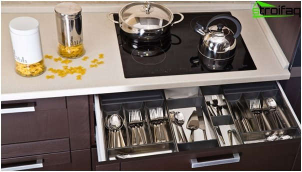 Kitchen furniture (Accessories) - 4