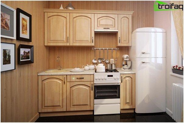 Køkken (5-6 kvm) - 1