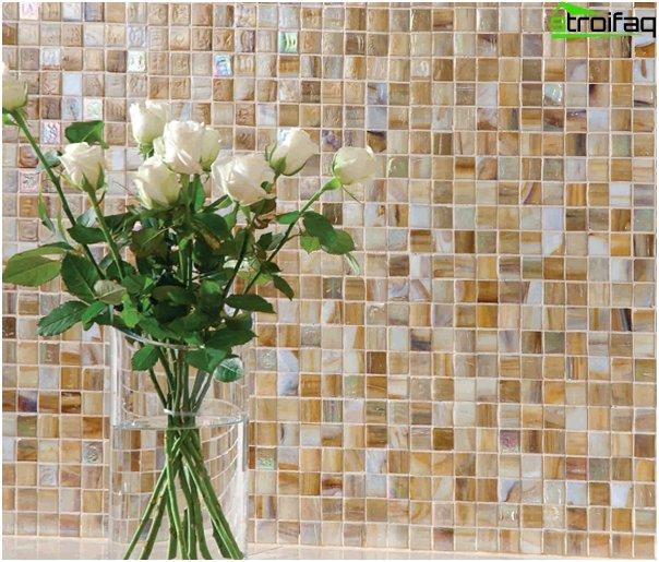 Fliesen für die Küche (Mosaik) - 5