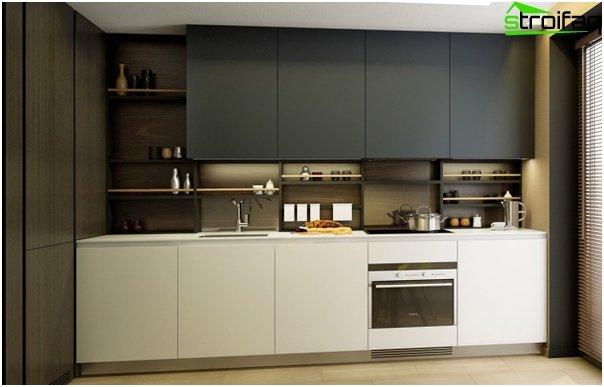 Køkken (8-9 kvm) - 3