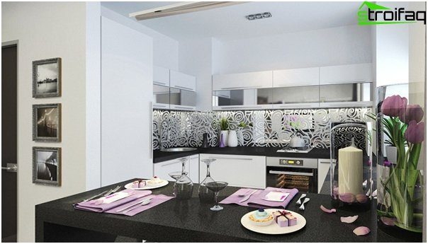 Complete kitchen (12-15 sq.m) - 1