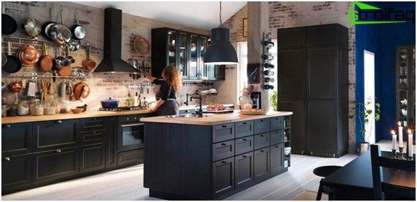 Ikea - 2: n keittiöt