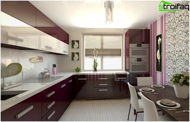 Complete kitchen (12-15 sq.m) - 3