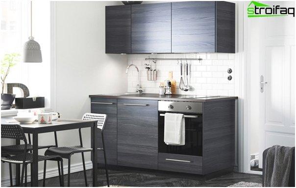 Ikea - 3: n keittiöt
