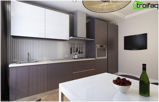 Køkken (minimalisme) - 1