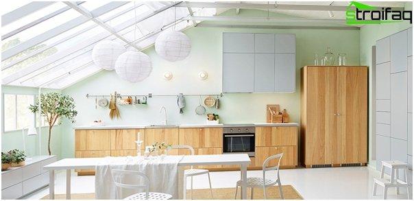 Ikea - 4: n keittiöt
