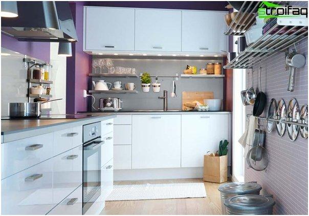 Ikea - 2: n keittiökalusteet