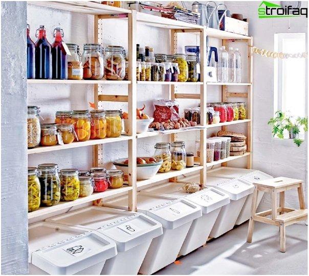 Ikea - 5: n keittiökalusteet