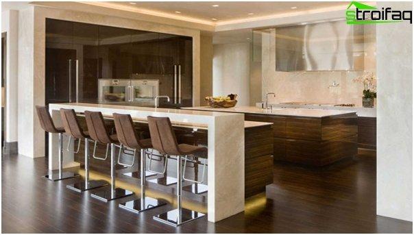 المطبخ 2016: طاولات - 02