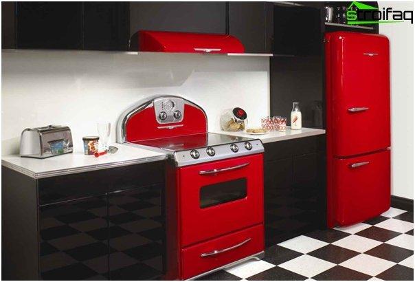 Køkkensæt (retro) - 4