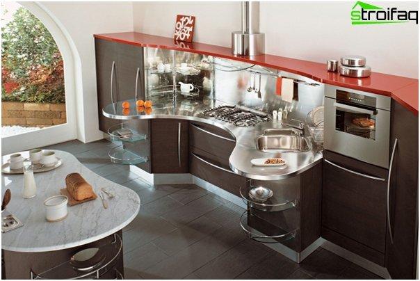 Køkkensæt (retro) - 5