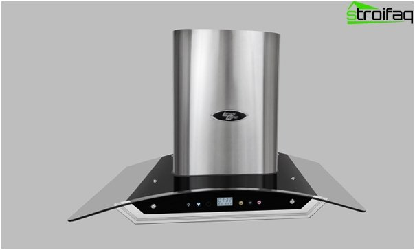 Cooker hood (Dome) - 1