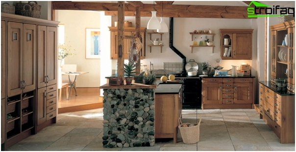 Complete kitchen (country) - 2