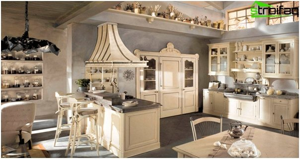 Complete kitchen (country) - 3