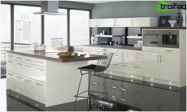 High-tech style kitchen - 4