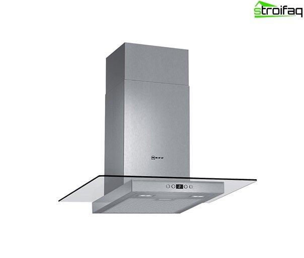 Dunstabzugshaube für die Küche - 3