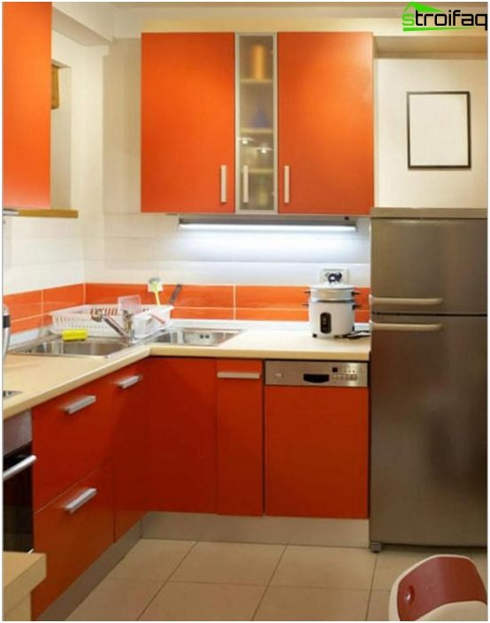 Complete kitchen (ethnic) - 2