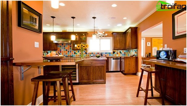 Complete kitchen (ethnic) - 3