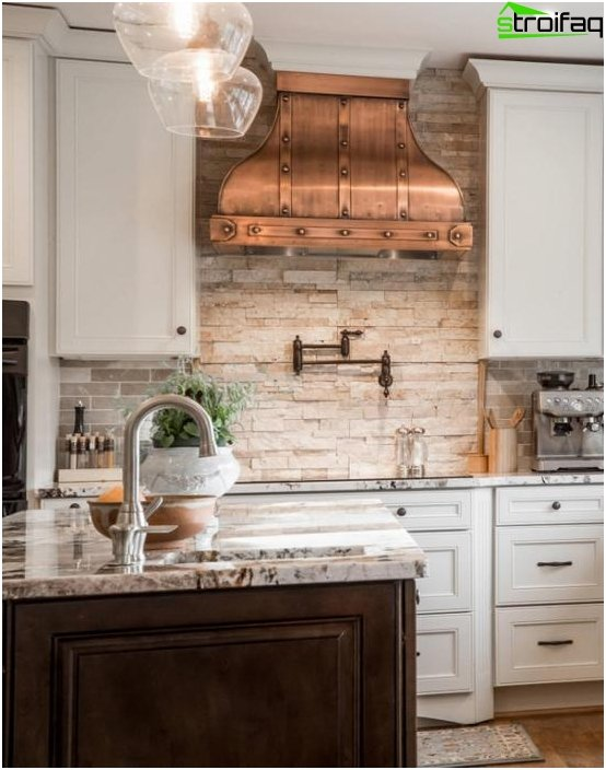 Kitchen Appliances (Hood) - 2