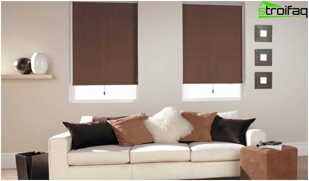 Wooden Roller Blinds - photo 2