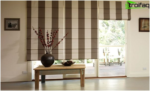 Wooden Roller Blinds - photo 3