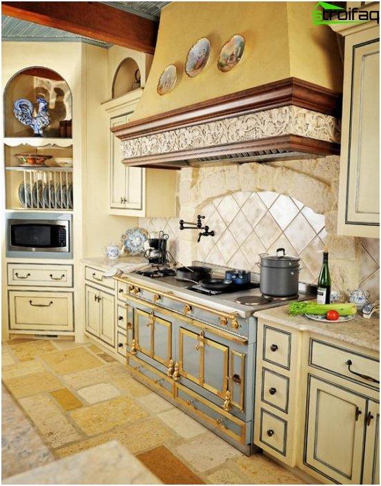 Kitchen appliances (range hood) - 4