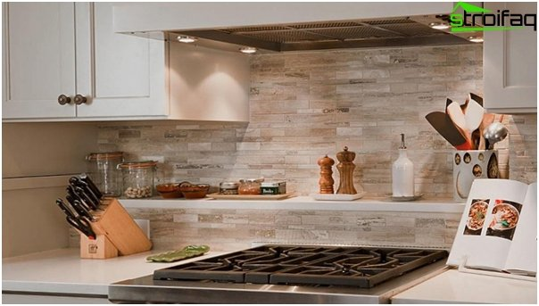 Kitchen appliances (range hood) - 6