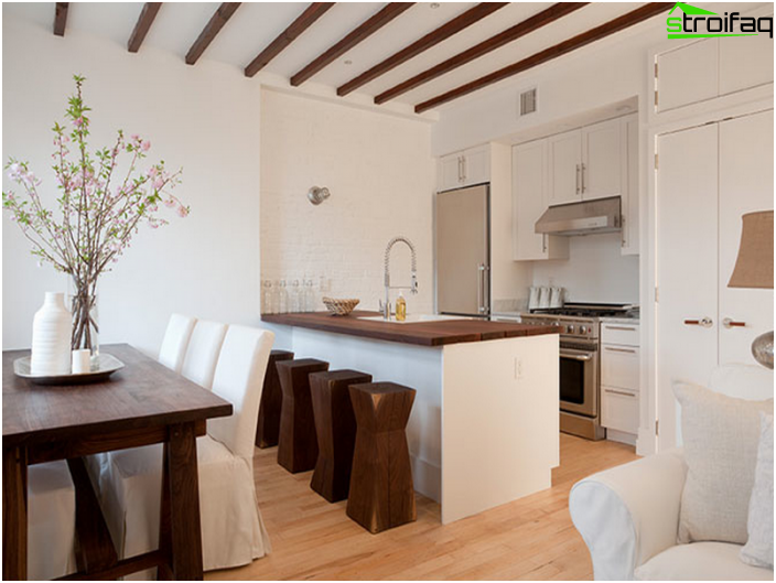 Ikean U-muotoinen keittiö - 4