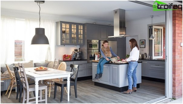 Ikea mausteinen keittiö - 4