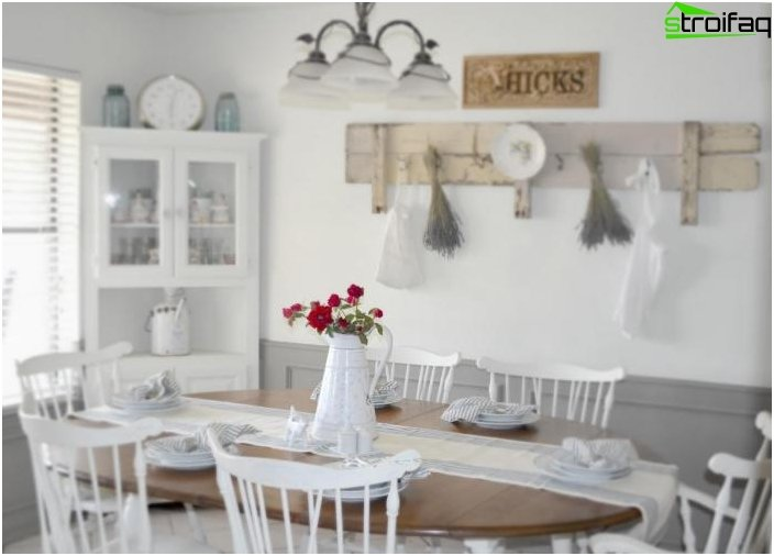 Spisebord i køkkenet 3