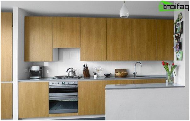 Møbler til køkken fra MDF / spånplade - 1
