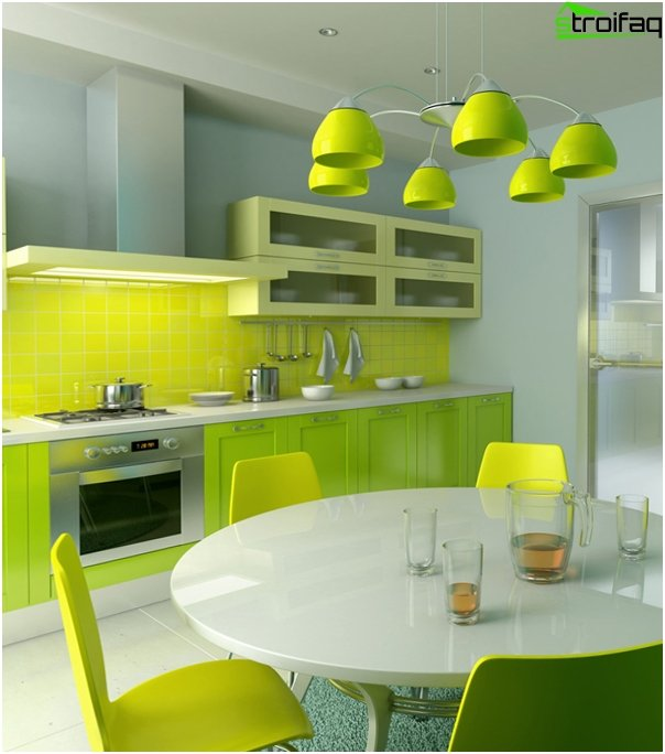Ikean keittiökalusteet (kirkas) - 3