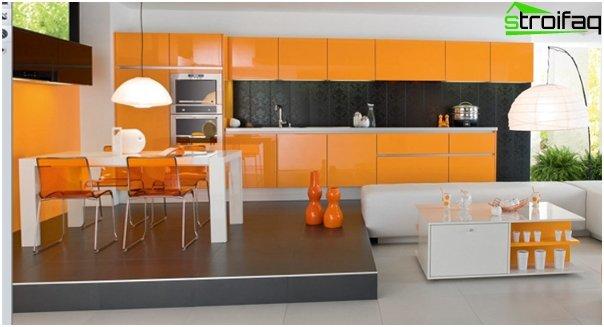 Ikean keittiökalusteet (kirkas) - 4