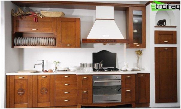 Puinen keittiö valmistajalta Ikea - 2