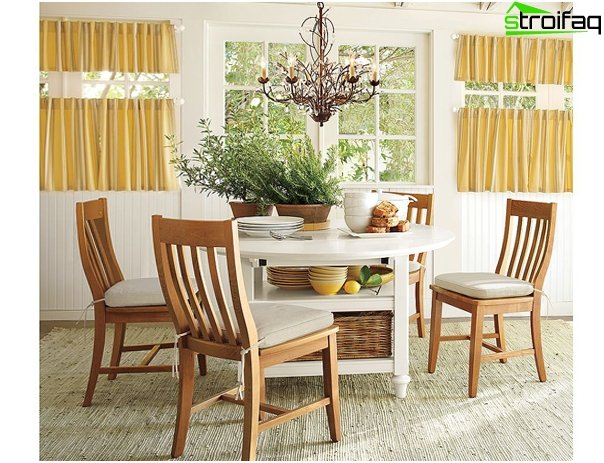 Kitchen furniture (dining table) - 4
