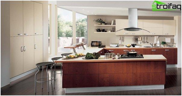 Puinen keittiö valmistajalta Ikea - 5